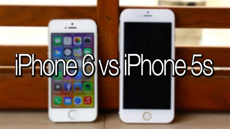 V Iphone 6 Iphone 6 Mockup Vs Iphone 5s Il Confronto Di Iphoneitalia