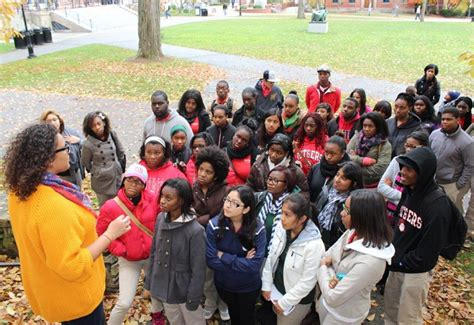 Upward Bound Northeast College Tour   Student Access and