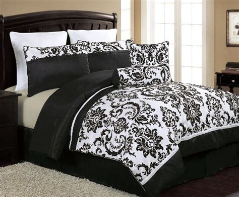 black and white king comforter black and white bedding comforter sets webnuggetz com