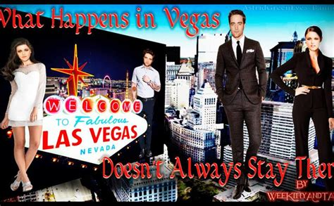 Vcd Original What Happens In Vegas what happens in vegas doesn t always stay there on fictionpad