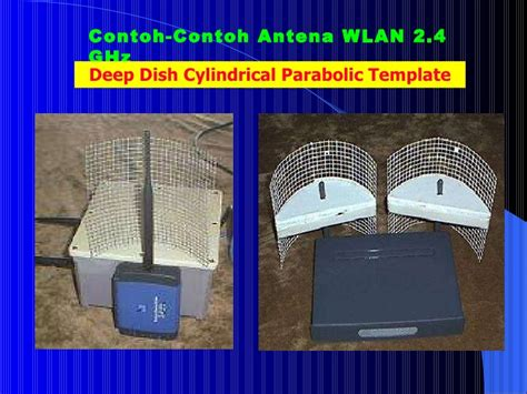 wireless lan 2004 antennas