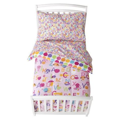 circo toddler bedding discount deals circo toddler abc bedding set pink this