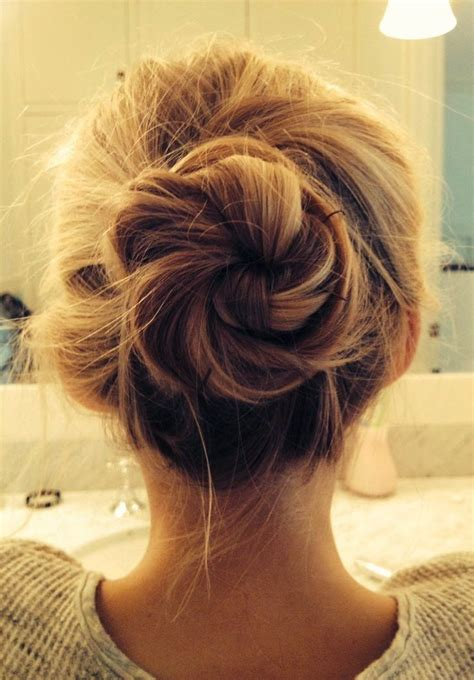 hairstyles buns and updos romantic messy hairstyles for all women updo my hair