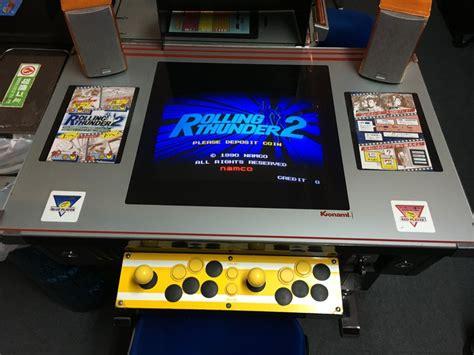 japanese arcade cabinet for sale arcade road trip natsuge museum akihabara