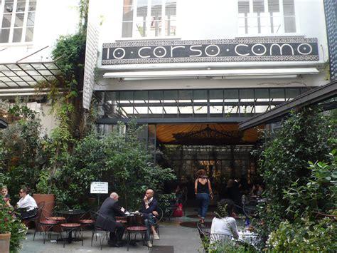 10 Corso Como by A Tasty Fashion And Design Time 10 Corso Como In Milan