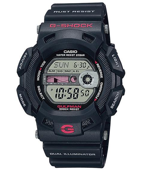 Casio G Shock Original G 9100 1dr g 9100 1 professional g shock timepieces casio