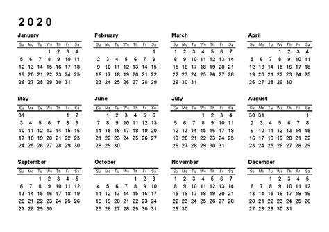 calendar    months calendar shelter