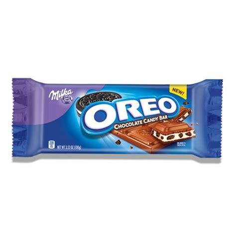 Oreo Import milka oreo chocolate bar 3 52 ounce pack of 20