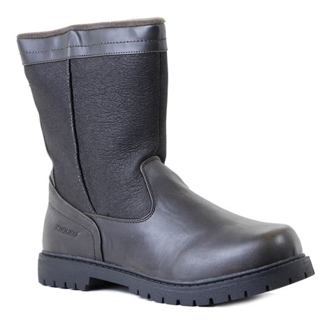 khombu boots mens khombu canaan snow boot s glenn