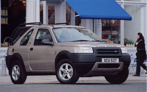 2003 land rover freelander se review land rover freelander hardback review 1997 2003 parkers