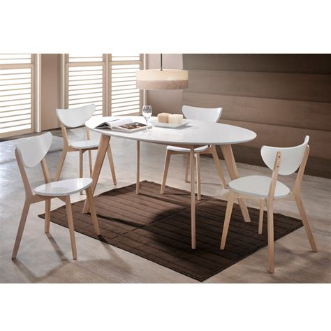 White Breakfast Bar Table 5 Dining Set Breakfast Bar Table Chairs Kitchen Furniture Solid Wood White Ebay