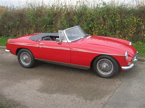 1963 mg mgb for sale classic cars for sale uk - Classic Mg For Sale