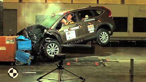 Honda Crv Crash Tests by Asean Ncap Honda Cr V Crash Test 5 Safety Rating