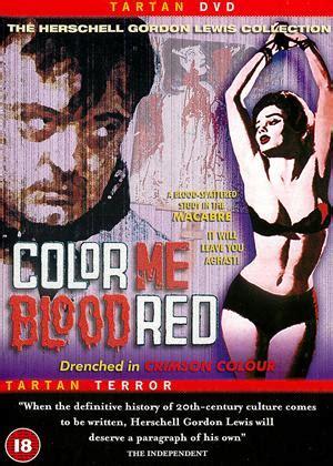 color me blood rent color me blood 1965 cinemaparadiso co uk