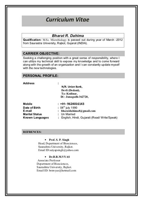 Sle Resume For Encoder Student Profile Exles Cv Search 28 Images Student Resume Templates Student Resume Template