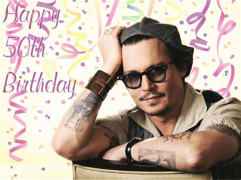 Johnny Depp Happy Birthday Card Happy Birthday Johnny Johnny Depp Fan Art 34676160