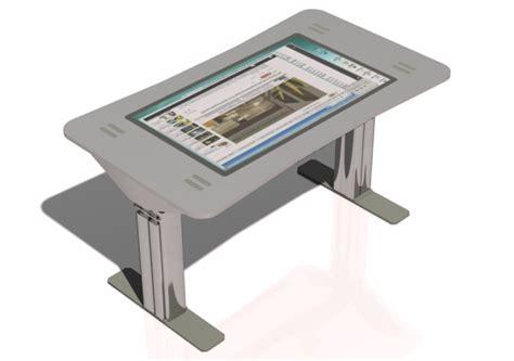 touch screen desk hostgarcia