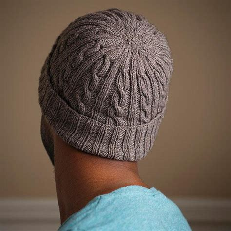 free mens cable knit hat pattern 8 knit hats for from adventurous to classic
