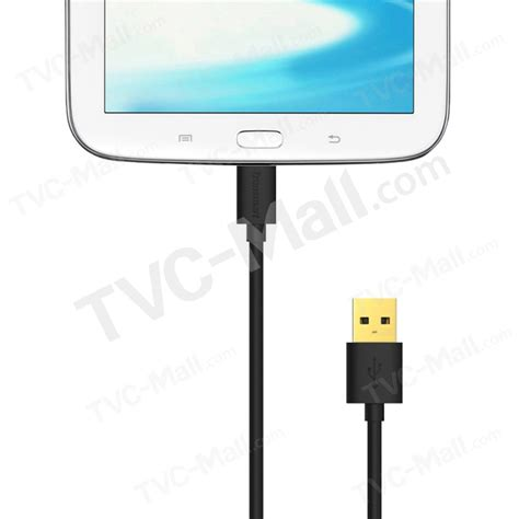 Cable Kabel Micro Usb Gold Plate 3 Pcs Aukey Fast Charge Data Cb Md3 tronsmart 3pcs 1m micro usb charging sync cables gold plated tvc mall