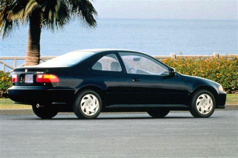 1992 95 honda civic consumer guide auto