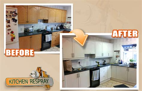 respray kitchen cabinets see some before and after kitchen resprays kitchen respray