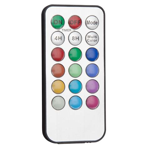 Color Changing Led Candle With Remote Set Of 3 Pcs color changing led candles set of 3 plus remote walter
