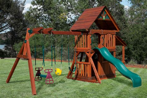 west texas swing sets wooden swing set for every budget and