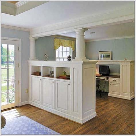 half wall room divider half wall room divider columns half wall room divider pin by carlton on decor half wall
