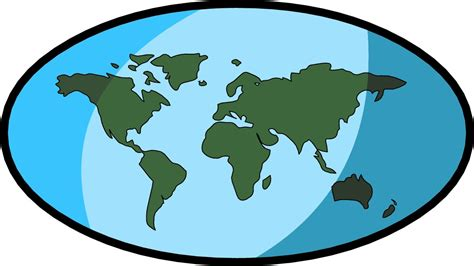 Map Of World Clipart world map clip free clipart best