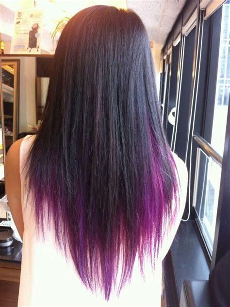 tips on the bottom of hair 25 best ideas about purple underneath hair on pinterest