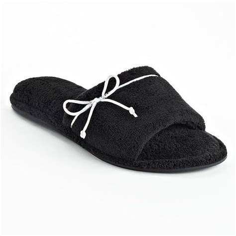 Dearfoams Bedroom Slippers by 332 Best Images About Bedroom Slippers On Bunny Slippers Satin And Daniel Green