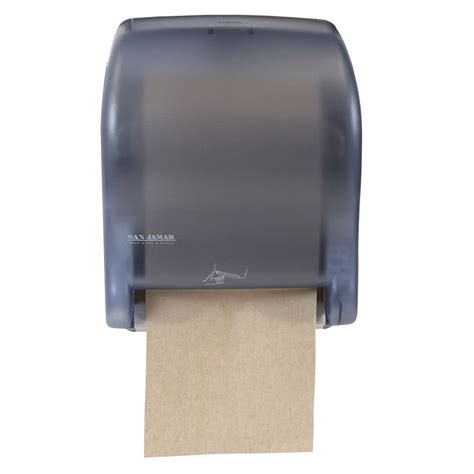 How To Make A Paper Towel - san jamar t8400tbl smart essence classic free paper