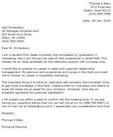 undergraduate cover letter exles sle letter of recommendation electrical engineering