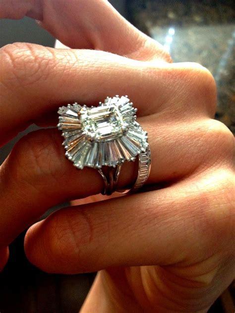 25  Best Ideas about Baguette Wedding Bands on Pinterest