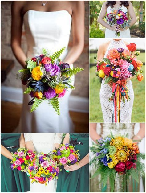ideas and inspiration for your rainbow wedding boho weddings uk wedding