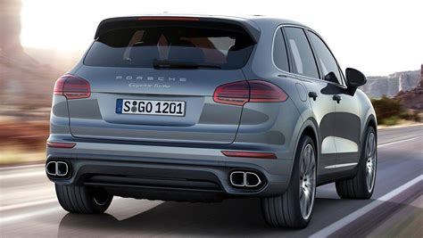 porsche cayenne  car sales price car news