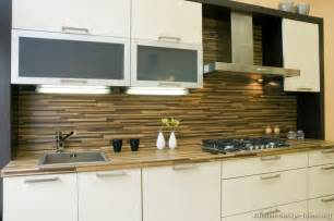 modern white kitchen backsplash pictures of kitchens modern white kitchen cabinets