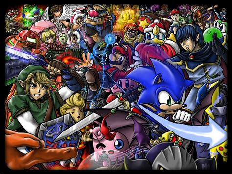 smash bros fan poll which is the best smash bros nintendo