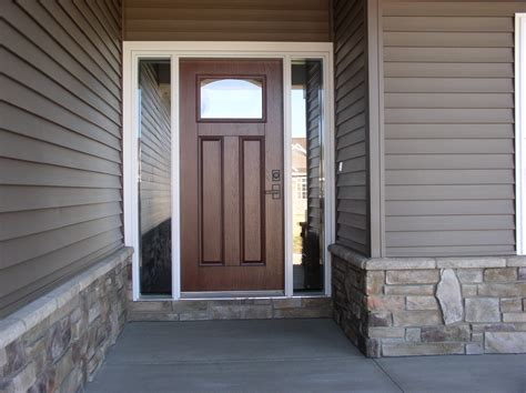 Small Exterior Door Tips On Choosing The Right Exterior Doors Ward Log Homes