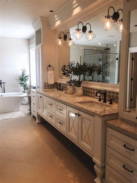 relax rustic farmhouse bathroom design ideas  home