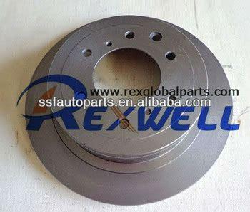 Disc Brake Cakram Mitsubishi Pajero Depan 1 automobile brake disc for mitsubishi pajero v97w v98w 4615a037 buy brake disc brake disc for