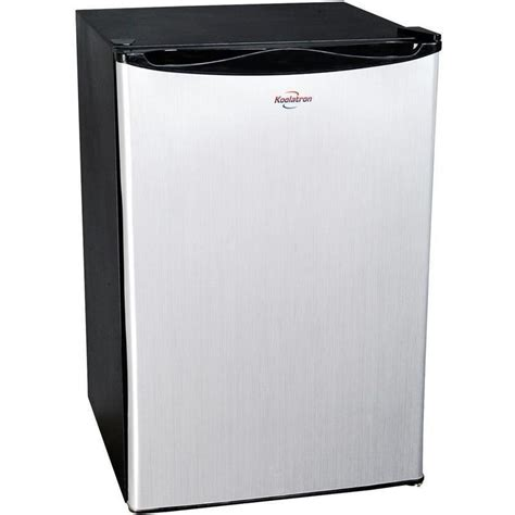 Mini Office Fridge by Stainless Steel 4 6 Cu Ft Compact Fridge Small