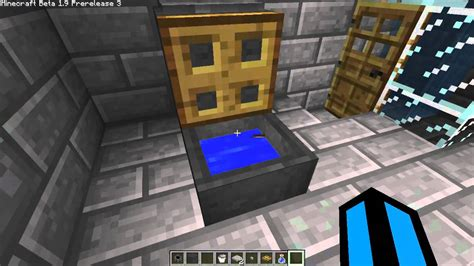 minecraft how to make bathroom minecraft how to make a toilet hd youtube