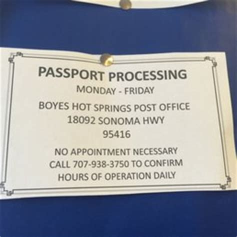 Post Offices That Do Passports by Passport Processing Here No Appointment Required Yelp