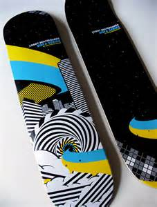 beautiful and stunning skateboard designs for inspiration