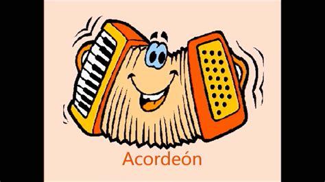 imagenes instrumentos musicales para niños los sonidos de los instrumentos musicales para ni 241 os youtube