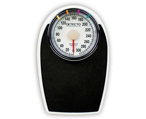 bathroom scales in stones and pounds d1130 series detecto