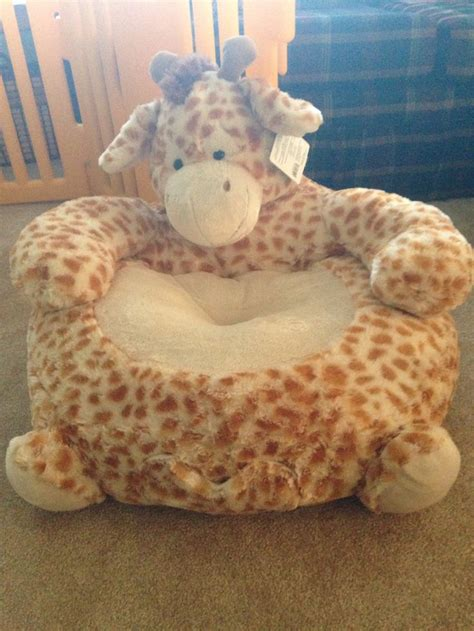 Stuffed Animal Chair by Stuffed Animal Giraffe Chair Decor