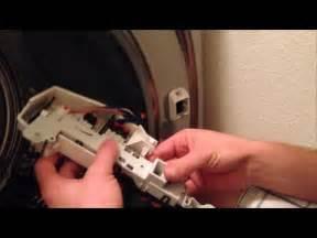 Samsung Front Load Washer Door Will Not Lock Front Load Washer Door Latch Troubleshooting Replacement Samsung Washer Repair Part Dc64