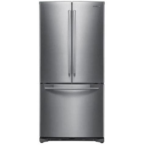 samsung 19 72 cu ft door refrigerator in platinum
